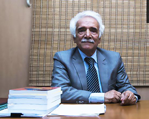 دکتر محمد بلوریان تهرانی